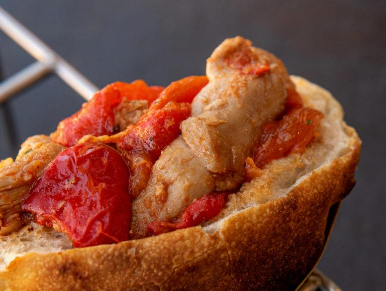 ricetta-pollo-con-peperoni-trapizzino