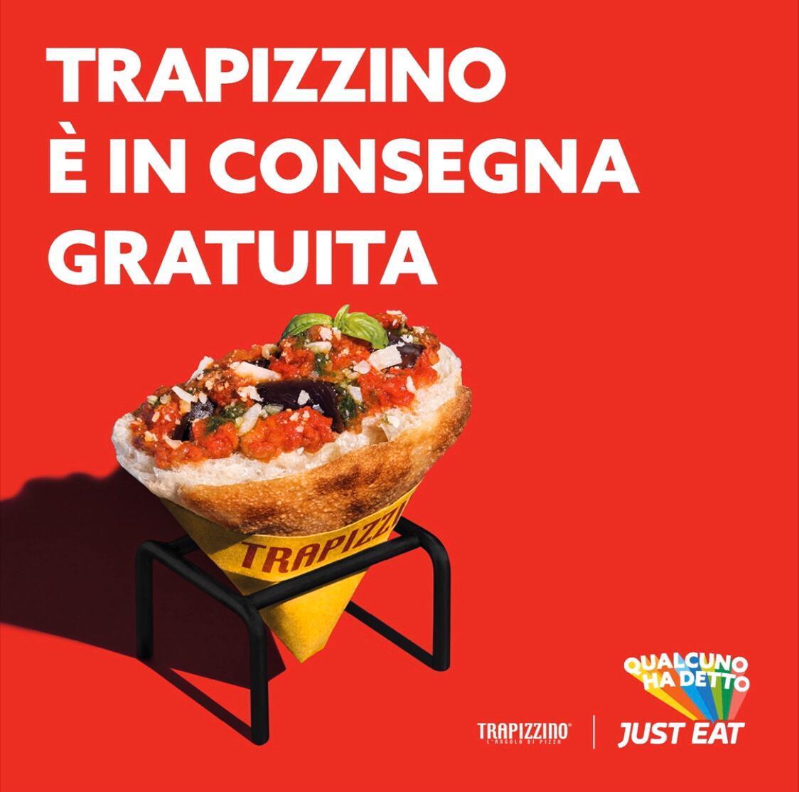Trapizzino juste eat roma