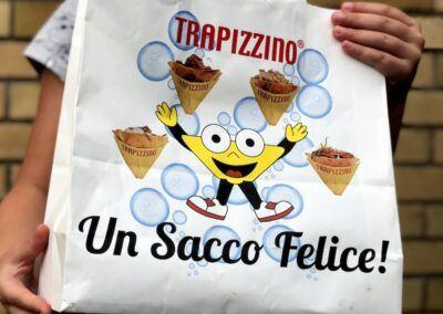 trapizzino - sacco -felice delivery